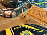 SEABRA: Pintor rouba carro e é preso na BR 242