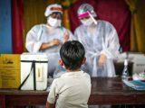 Covid-19: Cresce o número de crianças infectadas na Bahia