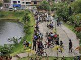 1º Pedal Tour Primavera foi realizado em Simões Filho