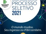 Prefeitura disponibiliza pontos de apoio para inscrição na seleção do IFBA