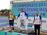 Simõesfilhense é destaque em competições de atletismo e conquista títulos